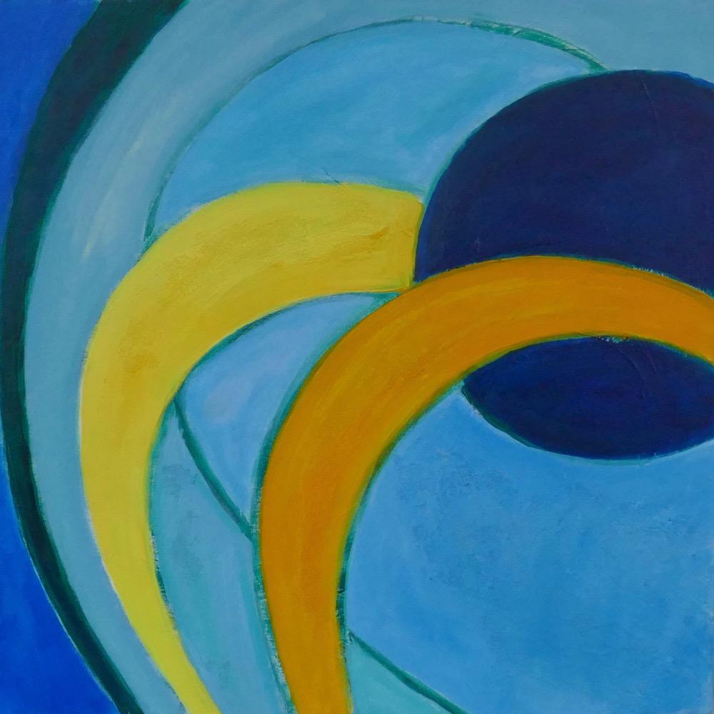 Blue moon 50x50